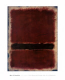 Untitled, 1963 Posters by Mark Rothko