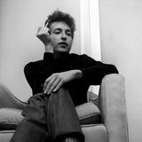 Singer Bob Dylan 1964 Fotografisk trykk