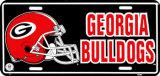 University of Georgia Tin Sign