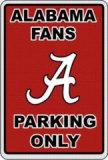 Universität von Alabama Blechschild