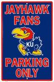 Kansas University Blikskilt