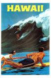 Hawaii Mestertrykk