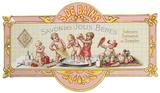 Savon Des Jolis Bebes Tin Sign