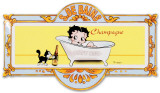 Betty Boop Tin Sign