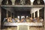Last Supper Prints by  Leonardo da Vinci