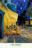 Cafe Terrace, Place du Forum, Arles, 1888 Photo by Vincent van Gogh