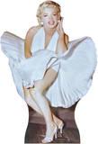 Marylin Monroe Silhouettes découpées en carton
