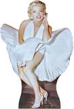 Marilyn Monroe Pappfigurer