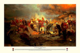 The Defence of Rorke's Drift Art by Lady Butler