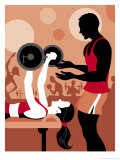 Fitness Trainer Art