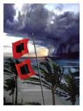 Start of Hurricane Season Affiches
