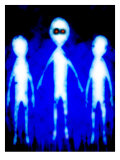 Extraterrestres Affiches