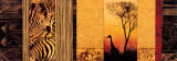 African Plains Affiche par Chris Donovan