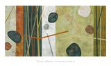 Sticks and Stones III Plakat af Glenys Porter