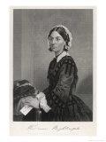 Florence Nightingale Nurse Hospital Reformer Philanthropist Giclée-vedos tekijänä Alonzo Chappel