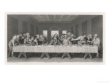 Jesus Said-One of You That Eateth with Me Shall Betray Me Giclee Print by W. Chevalier