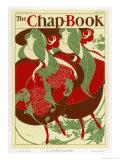 Poster for the Chap Book Usa Giclée-vedos tekijänä Will H. Bradley