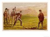 Golf Giclee Print by Joseph Kronheim