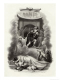 Macbeth Giclee Print by Lestudier Lacour