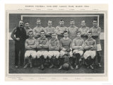 Everton Everton Football Club 1st Team 1905-1906 Season Giclée-vedos