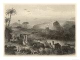 The Animals Enter Noah's Ark Giclee Print