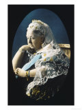 Queen Victoria Circa 1897 Giclee Print