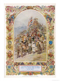 Citizens of the British Empire the Greatest Empire the World Has Ever Known Giclee Print