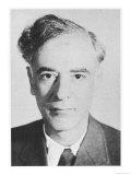Lev Davidovich Landau Russian Physicist Giclee Print