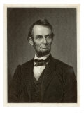 Abraham Lincoln U.S. President Giclee Print