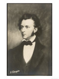 Frederic Chopin Polish Composer Giclee Print