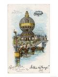 St. Louis World Fair, 1904 Giclee Print