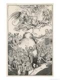 The Reign of Antichrist Giclée-Druck von Michael Volgemuth