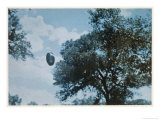 UFO from Coma Berenices Giclée-Druck von Paul Villa