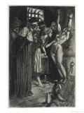 Witchmarks Found Giclée-Druck von Martin Van Maele