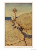 My Shadow by Robert Louis Stevenson Reproduction procédé giclée par Jessie Willcox-Smith