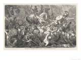 Disastrous Athenian Expedition to Sicily Giclée-Druck von Hermann Vogel