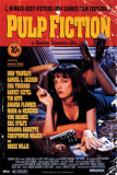 Pulp Fiction Affischer
