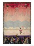 Harper's Bazaar, July 1916 アート