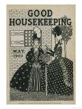 Good Housekeeping, May 1902 アート