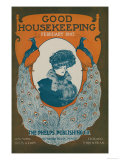 Good Housekeeping, February 1902 高品質プリント