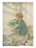 Good Housekeeping, April 1918 ポスター