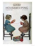 Good Housekeeping, February 1918 高品質プリント
