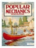 Popular Mechanics, September 1913 高品質プリント