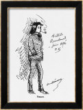 Arthur Rimbaud (1854-91) June 1872 Kunstdrucke von Paul Verlaine