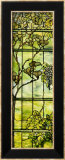 Fine Leaded Glass Triptych Window (Left Panel), circa 1908 Posters by  Tiffany Studios