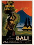 See Bali Impressão giclée por John Korver