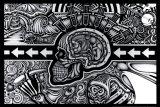 Die bewusste Existenz Kunstdrucke von Chris Sheehan