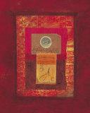 Musik II Kunstdrucke von Helene Druvert