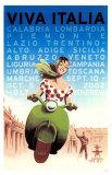 Viva Italia Affiche originale
