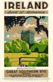 Irlanda, terra do romance Impressão original